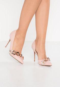 D-day shoes · Dorothy Perkins GINNA - Korolliset avokkaat - blush -  Zalando.fi Gin, Blush, 9ed8e8271225
