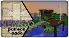 [Lets Play] NemGo Patreon Pack :: E10 - Storage Solutions