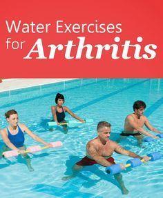Water Exercises For Arthritis   Medi Tricks