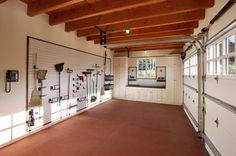 Custom Horse Barn and Arena by Leonard Unander Associates, Inc.