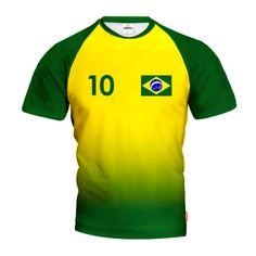BRAZYLIA 2014/15 Koszulka Siatkarska z Własnym Nadrukiem Brazil Volleyball, Volleyball Jerseys, Sports, Stuff To Buy, Brazil, Unitards, Sport