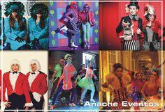 Consultas: Anache Eventos Lun a Vier 13 a 18hs (011) 4 2 5 7 - 2 8 7 4 www.anache.com.ar #cotillon #supplies #fiestas #totalfun #balloons #party #cumpleañera #feliz #cumpleaños #15años #tanda #baile #bailar