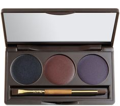 Love all over this Tarte Colored Clay Precision Cream Liner Palette for Fall 2014 that includes a liner brush as well as three creamy liners from Tarte. Makeup And Beauty Blog, Love Makeup, Makeup Tips, Makeup Products, Beauty Tips, Beauty Products, Liner, Makeup Photography, Makeup Trends