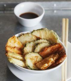 La pastella ai tuorli per la tempura