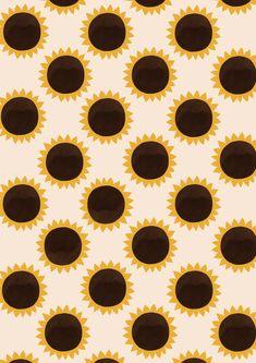 Charlotte Dreams Art Illustrations | handmade digital drawing | sunflowers Graphic Patterns, Textile Patterns, Textiles, Art Illustrations, Graphic Illustration, Sunflower Illustration, Print Design, Graphic Design, Principles Of Art