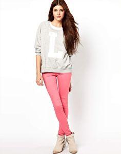 Vero Moda Lovely Coloured Jegging