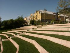 terraced outdoor amphitheaTRE - Google Search