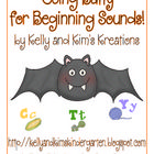 """Going Batty for Beginning Sounds"" is an adorable beginning sound to letter matching activity. This activity will be fun for your students to compl..."