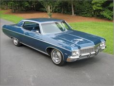 1970 Chevrolet Caprice Coupe - LindsayChevrolet.com - #Woodbridge, VA - #Chevy #Chevrolet