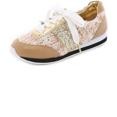 Kate Spade New York Sidney Tweed Jogging Sneakers ($200) ❤ liked on Polyvore featuring shoes, sneakers, lace up sneakers, women shoes, rubber sole shoes, laced shoes and tweed shoes