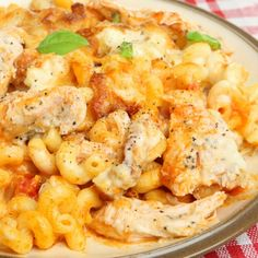 A Very tasty chicken tomato pasta casserole recipe, this is a dish the whole family will enjoy.