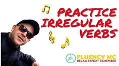 StickStuckStuck INSTRUMENTAL English ESL Irregular Verb Grammar Rap Song...