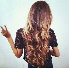 Long hair is no longer a problem! Get length in seconds with Remy Clips hair extensions! www.remyclips.co
