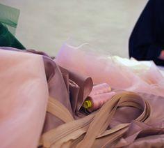 Фатин, нитки, молнии #flappersworkshop