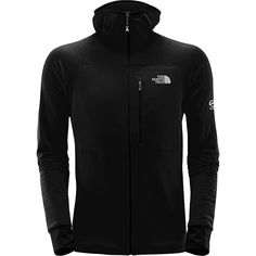The North Face Summit Series Men's Proprius Grid Fleece Hoodie - Moosejaw Mens Fleece, Fleece Hoodie, Summit Series, Outdoor Wear, Jackets Online, North Face Jacket, Hooded Jacket, The North Face