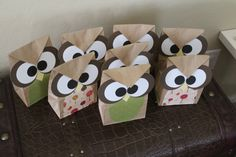 Owl Themed Birthday Party » Mama's Nook | Mama's Nook