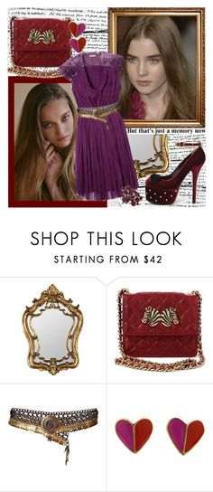 """""""This is me swallowing my pride standing in front of you, saying I'm sorry for that night."""" by istylista ❤ liked on Polyvore featuring D&G, Rebecca Minkoff, Bottega Veneta, Erickson Beamon, Marc by Marc Jacobs, Yves Saint Laurent, bathroom, velvet, purple and chain purse"""