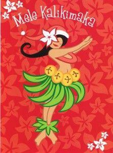 Christmas In Hawaii Party.107 Best Hawaiian Christmas Images Navidad Vacaciones De