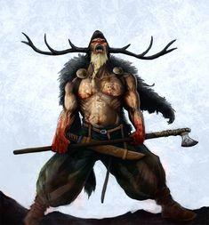 guerreros nordicos - Buscar con Google