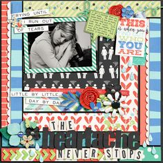 Something to Cry About by Erica Zane & Libby Pritchett Template by Le Pingouin Designs