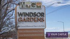 This is Windsor Gardens in Denver, Colorado Carol Guzman and Carolyn Ingebritsen  C & C Premiere Service Team Real Estate Specialists in the Denver, Colorado Area 55+ Communities Your Castle Real Estate 2016