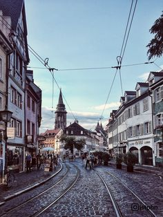Fribourg, primera parada en Alemania