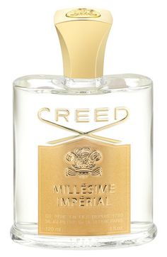 Creed 'Millésime Imperial' Fragrance available at #Nordstrom  My FAVORITE perfume ever! Only get it every few years ;)