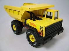 Tonka Truck. I had one of these