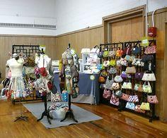 Wellesley Marketplace booth | Wellesley Marketplace, 11/10 | Flickr