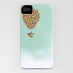 Up iPhone case.