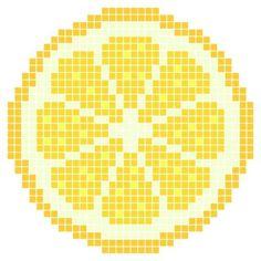 Wedding Cross Stitch Patterns, Modern Cross Stitch Patterns, Cross Stitch Designs, Cross Stitch Fruit, Cross Stitch Kitchen, Pixel Pattern, Pattern Art, Cross Stitching, Cross Stitch Embroidery