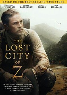 Charlie Hunnam & Tom Holland & James Gray-The Lost City of Z