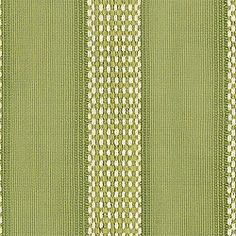 Mayfair Stripe #fabric in #green from the Serendipity collection. #Thibaut
