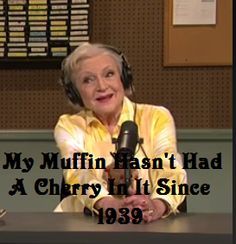 Love Betty White.   The world would be a much better place if politicians of all countries were like her.