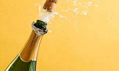How each champagne bottle has 49m bubbles and gets you tiddly faster