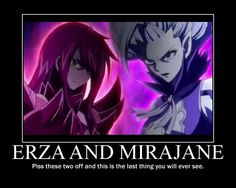 A Fairy Tail MP starring Erza Scarlet. Fairy Tail belongs to Hiro Mashima. Poster made here: [link] FT-MP Erza's Rage Face Got Anime, Anime Meme, I Love Anime, Manga Anime, Fairy Tail Meme, Fairy Tail Girls, Fairy Tail Ships, Erza Scarlet, Nalu