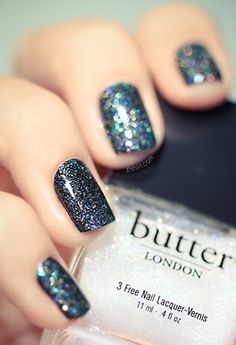 butter My Feb Fav nail polish is Butter London