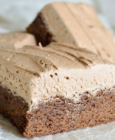 Irish Cream Chocolate Brownies Recipe