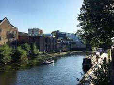 Regent's Canal  #regentscanal #london #hackney #london #summer