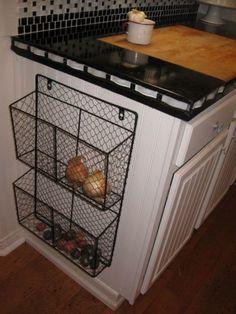 Smart kitchen cabinet organization ideas 39