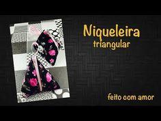 #71 - niqueleira rapida e facil porta moedas - YouTube