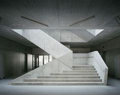 AFF architekten, Hans Christian Schink · Extension of Arndt-Gymnasium