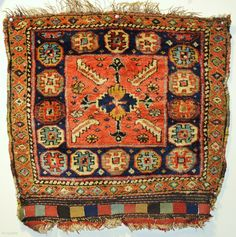 a super piled bag made by Kurds of Shasavan first half 19C come and see it at the ARTS opening May 29th RSVP for opening