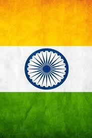 Indian Flag HD Wallpaper for iPhone 5 Free Download