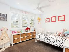 North Avalon Beach House by Stritt Design and Construction Girls Bunk Beds, Girls Bedroom, Bedrooms, Hamptons Style Homes, The Hamptons, Dark Timber Flooring, Avalon House, Beach Houses For Sale, Avalon Beach