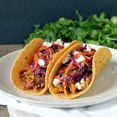 Morocco Tacos (Slow Cooker)
