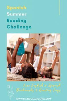Spanish & English Summer Reading Challenge - Bilingual Balance