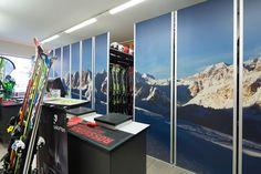 Wood Design, Modern Design, Ski Rack, Ski Rental, Mountain Resort, Ski And Snowboard, Stables, Space Saving, Winter