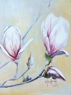 Pomysły plastyczne dla każdego DiY - Joanna Wajdenfeld: Obrazy Kwiaty