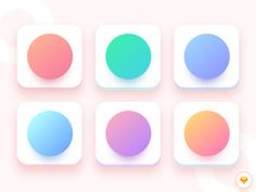 Some yummy candy for all : Free Gradient
